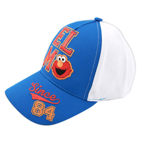 Copy of Sesame Street Elmo Baseball Cap, Toddler Boys, Age 2-4 - The Accessories Outlet