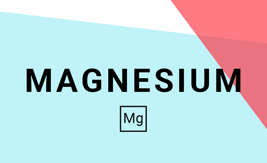 Mighty Magnesium: Are you getting enough of this essential mineral?