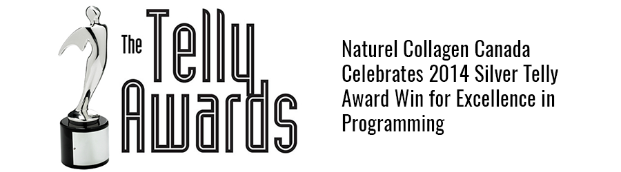 Press Release: Naturel Collagen Wins Silver Telly Award