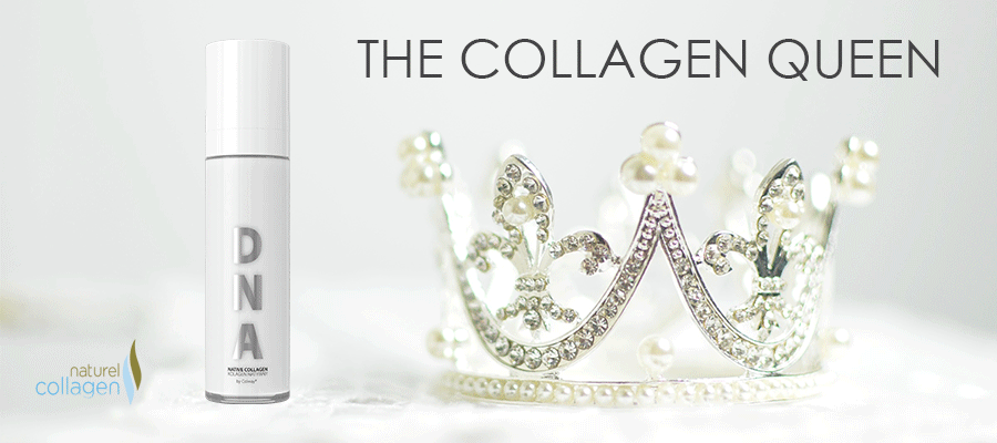 All Hail the Collagen Queen!