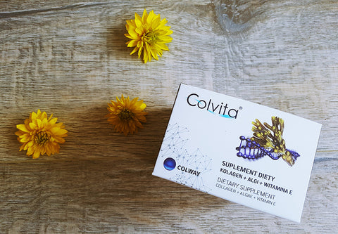 How long does it take to experience the health benefits of Colvita collagen?