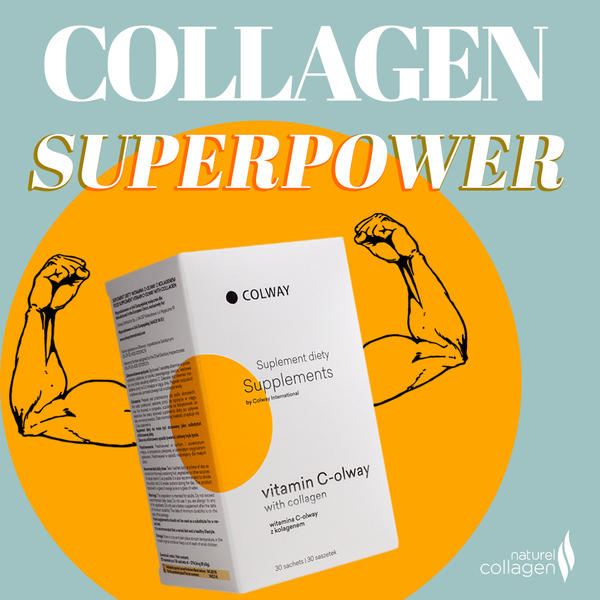 Vitamin C-olway and Collagen