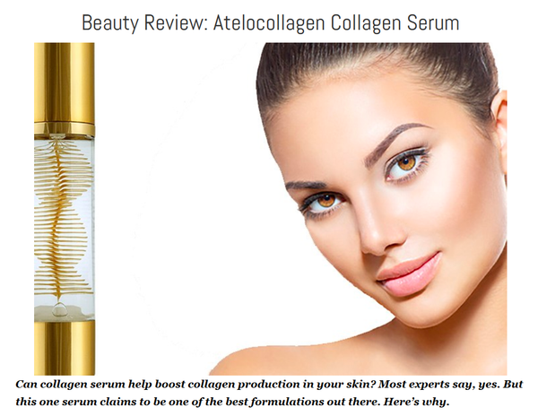 Atelocollagen Beauty Review