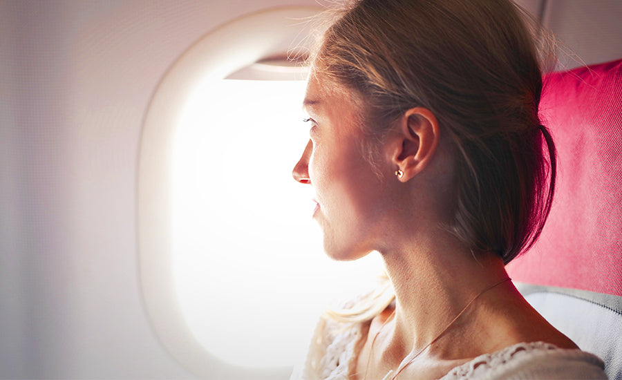 "The Six- Step ""Flight Plan"": A Travel Routine That Will Save Your Skin"