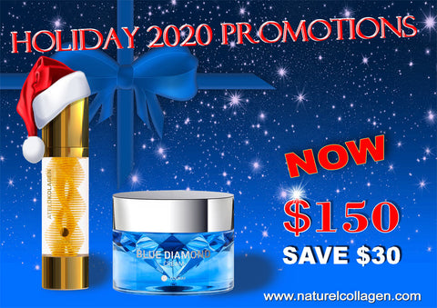 Holiday Duo (Atelocollagen and Blue Diamond Cream)