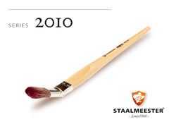Staalmeester Bent Brush #24 - DIY Mineral Paint - 50 Shades of Furniture