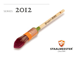 Staalmeester Pointed Sash Brush - DIY Mineral Paint - 50 Shades of Furniture