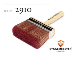 Staalmeester Wall Brush #14 - DIY Mineral Paint - 50 Shades of Furniture