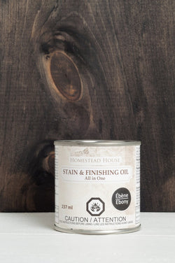 Ebony - DIY Mineral Paint - 50 Shades of Furniture