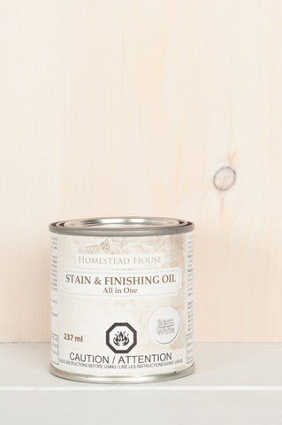 White - DIY Mineral Paint - 50 Shades of Furniture