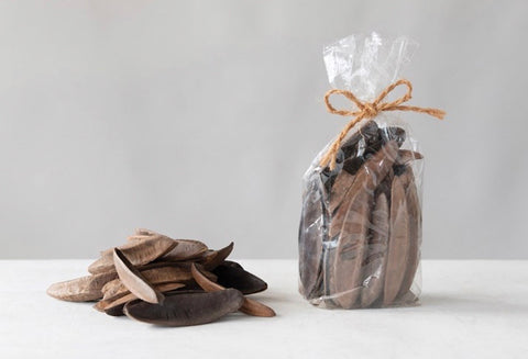 Bag of Dried Cypress Fruit