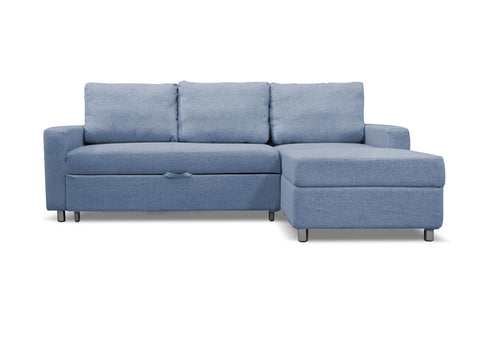 "Serendipity - 88"" Sectional Sofa Bed"