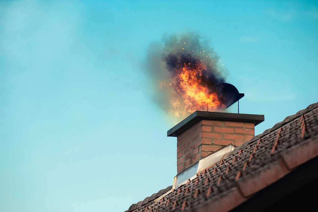 How To Recognize A Chimney Fire Barnhill Chimney