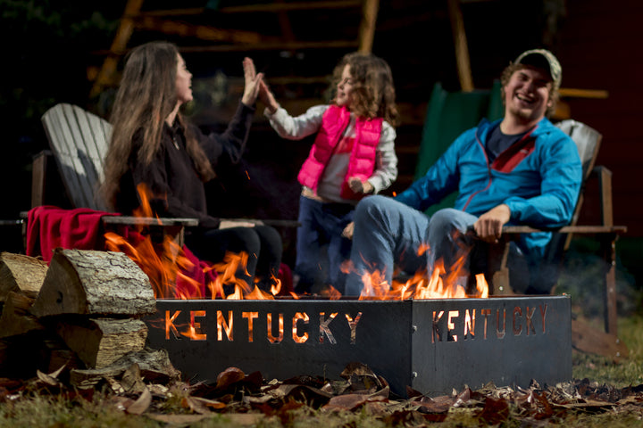 The Kentucky Fire Pit