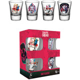 Harley Quinn Shot Glasses - Knowhere Comics