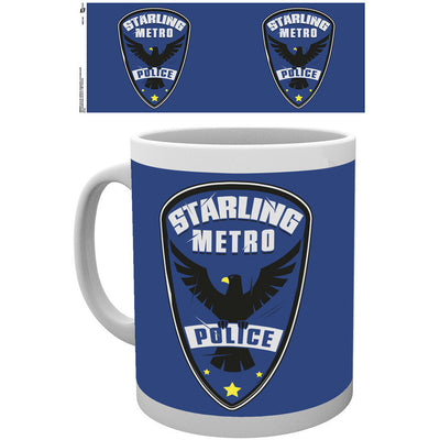 Arrow Starling Metro Mug - Knowhere Comics