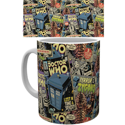 Doctor Who Mug - Knowhere Comics