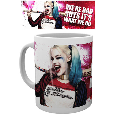 Suicide Squad Harley Quinn Wink Mug - Knowhere Comics