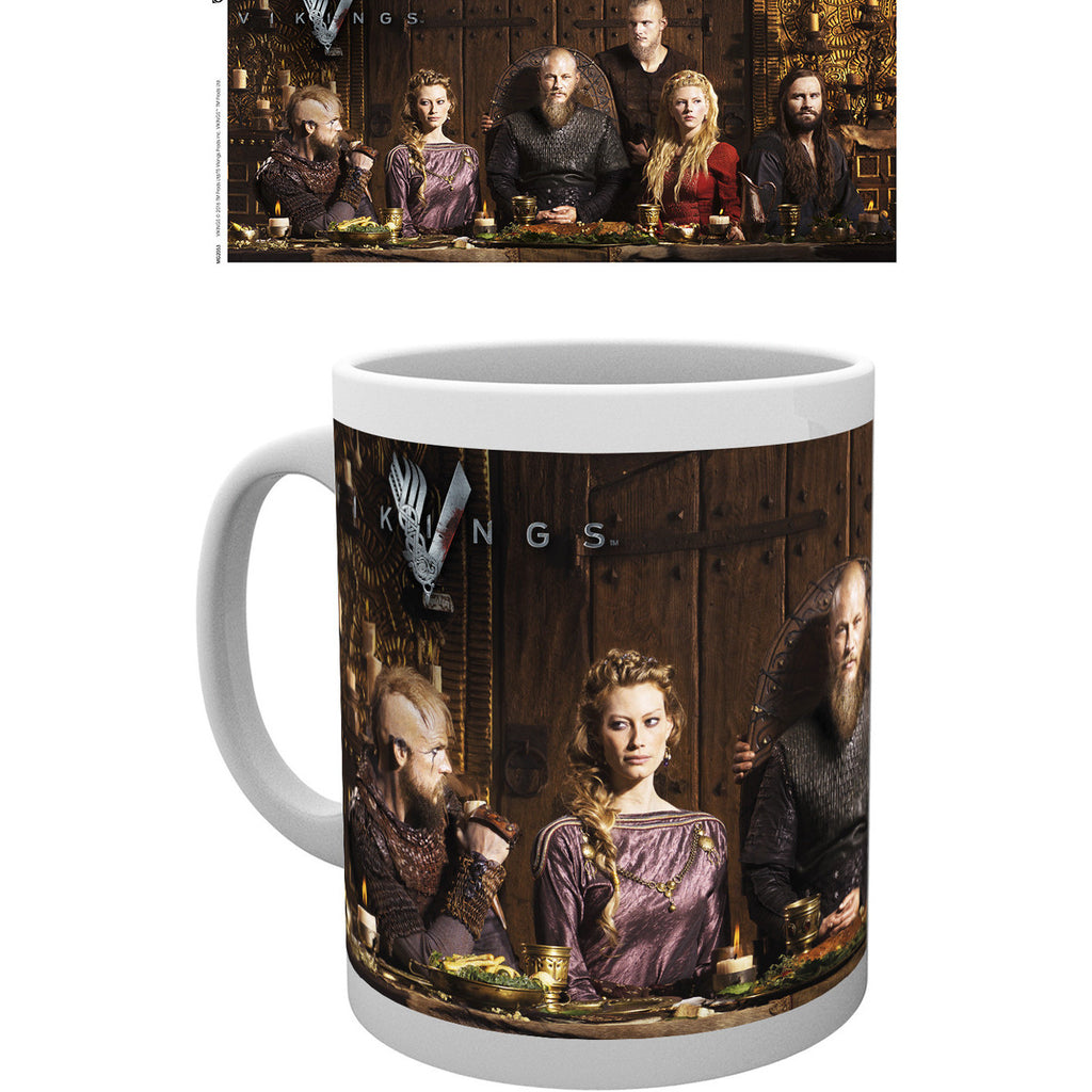 Vikings Table Mug - Knowhere Comics