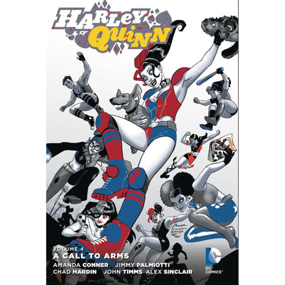 Harley Quinn TP Volume 4: A Call To Arms (New 52)