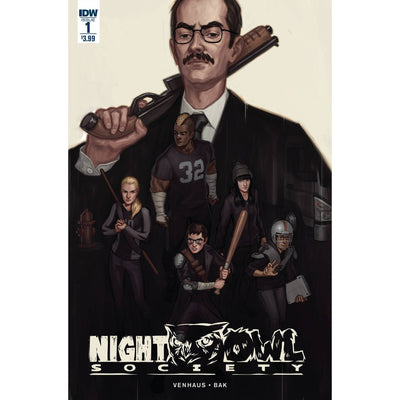 Night Owl Society 3-issue Series