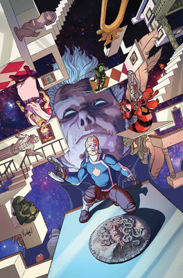 All New Guardians Of Galaxy #2