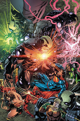 Justice League TP Vol 03 Timeless (Rebirth)