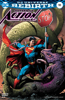 Action Comics #981 (Variant Edition)