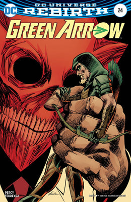 Green Arrow #24 (Variant Edition)