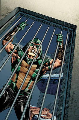 Green Arrow #25 (Variant Edition)