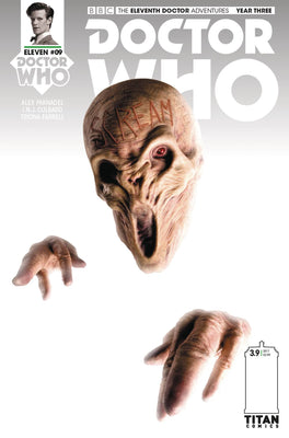 Doctor Who 11th Year Three #9 (CVR B Photo)