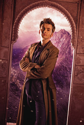 Doctor Who 10th Year Three #7 (CVR B Photo)