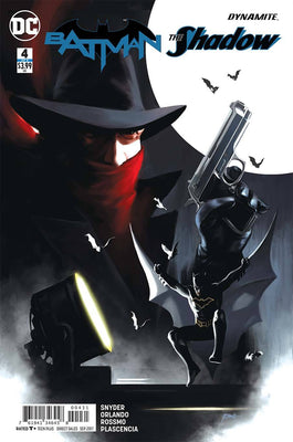 Batman The Shadow #4 (of 6) (Epting Variant)