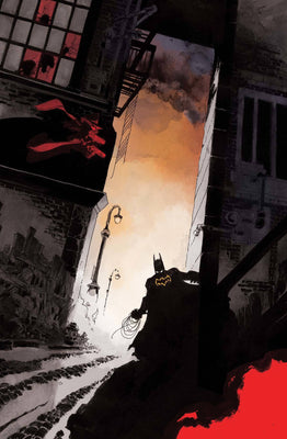 Batman The Shadow #4 (of 6) (Sale Variant)