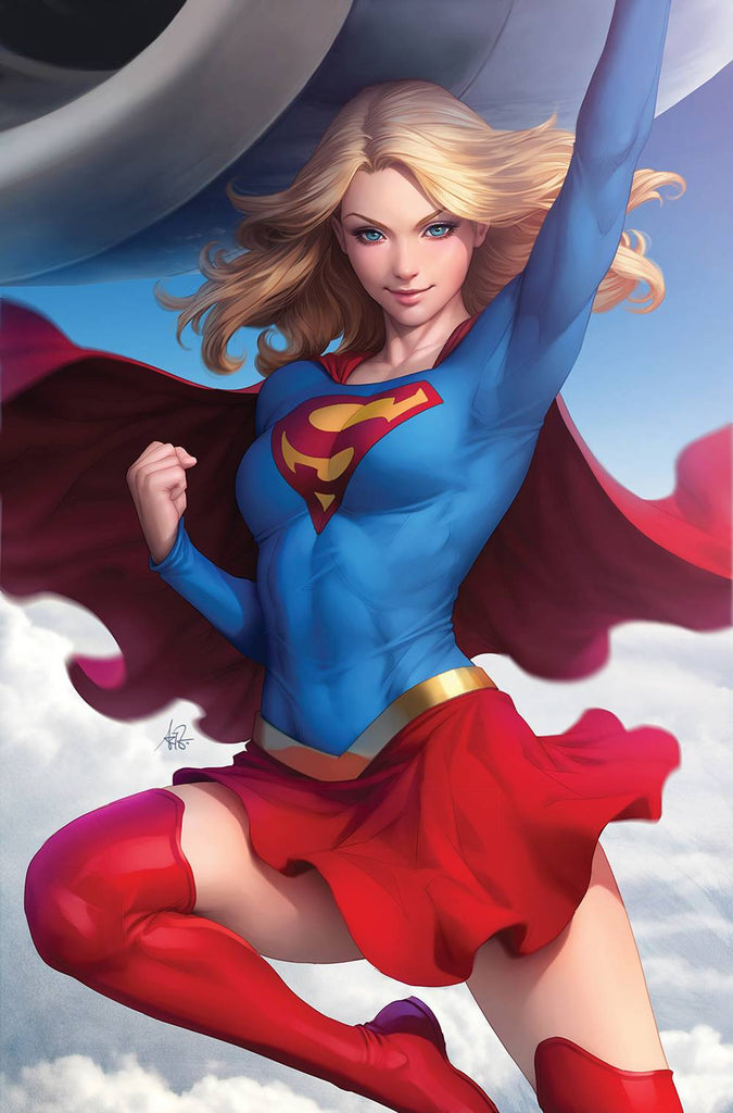 SUPERGIRL #12 (VARIANT EDITION)