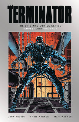 Terminator Original Series Tempest & One Shot HC