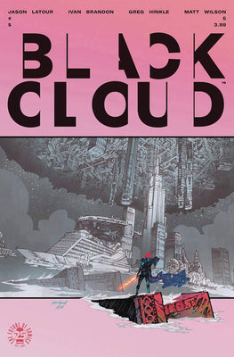 BLACK CLOUD #5 (MR)