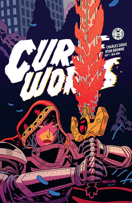 CURSE WORDS #7 (CVR B MACLEAN) (MR)