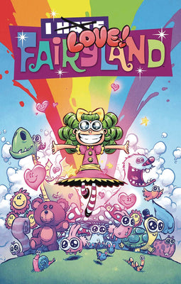 I HATE FAIRYLAND #15 (CVR A YOUNG) (MR)
