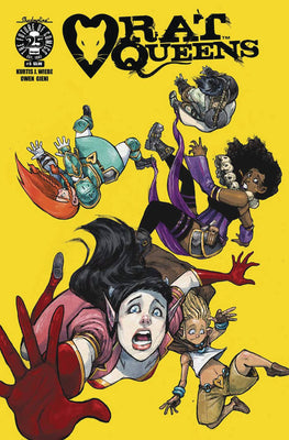 RAT QUEENS #5 (CVR A GIENI) (MR)