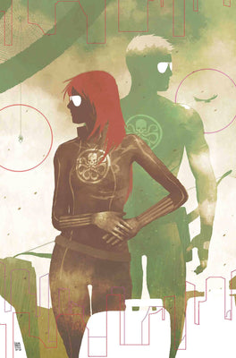SECRET EMPIRE #9 (OF 10) (SORRENTINO HYDRA HEROES VARIANT) SE