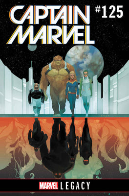CAPTAIN MARVEL #125 LEG