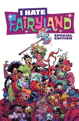 I HATE FAIRYLAND SPECIAL EDITION (CVR A YOUNG) (MR)