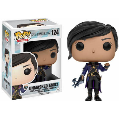 POP! Dishonored 2 Unmasked Emily Vinyl Figure