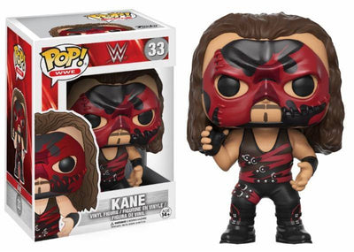 POP WWE Kane Mask Limited Edition