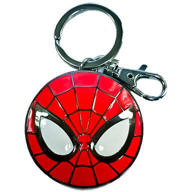Marvel Comics Metal Keychain Spider-Man - Knowhere Comics