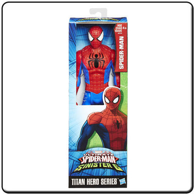 Titan Hero Series Figure Spider-Man - Knowhere Comics