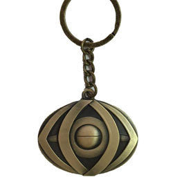 Doctor Strange Eye Of Agamotto Metal Keychain - Knowhere Comics