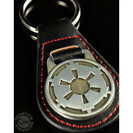 Star Wars Metal Keychain Imperial Emblem - Knowhere Comics