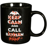 Batman Mug Logo - Knowhere Comics